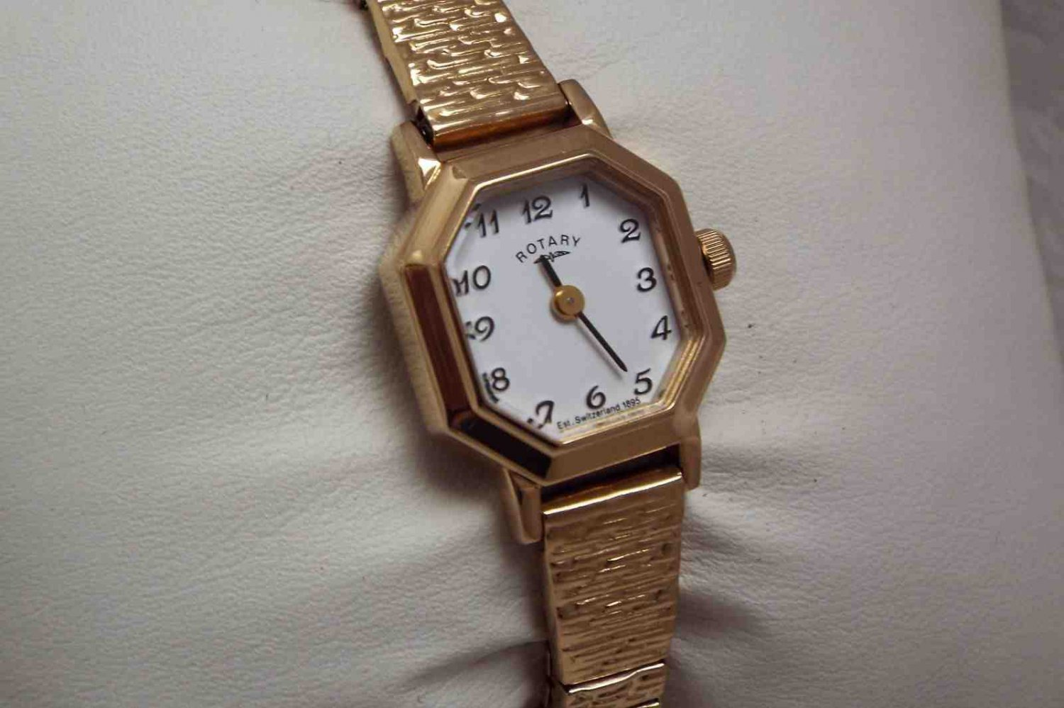 Rotary ladies watch