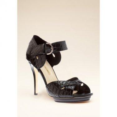 Max Studio Xochitl platform sandal  9 NIB $149