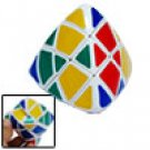 Triangle Changeable Multicolor Magic Cube Kids Puzzle Toy