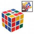Magic Colorful Intelligence Puzzle Cube Row Toy