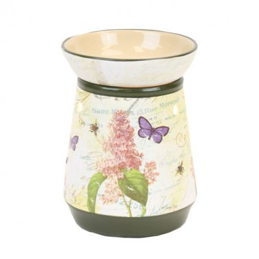Butterfly Candle Tart Electric Ceramic Warmer