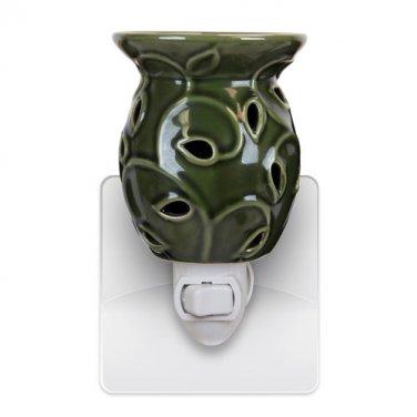 Ivy Green Plug In Tart Warmer
