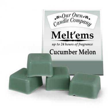Cucumber Melon Melt'ems Warmer Tarts
