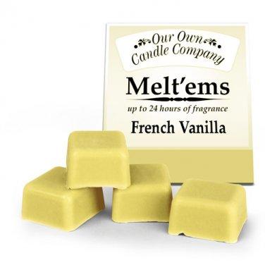 French Vanilla Melt'ems Warmer Tarts