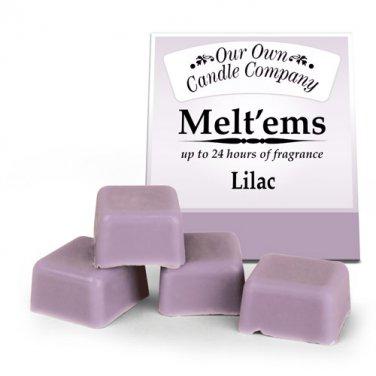 Lilac Melt'ems Warmer Tarts