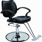 New BestSalon Black Classic Hydraulic Barber Chair Styling Salon Beauty 3W