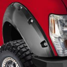 Fender Flares for 2011-2015 Ford F250 F350 HD Bolt On 4pc Set Pocket Rivet Style