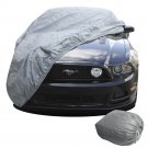 Car Cover For Full-Size Waterproof Oxgord® TM A/M BRAND NAME