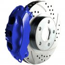 G2 BRAKE CALIPER PAINT EPOXY 2-PART KIT BLUE FREE S&H