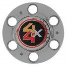 1pc Chevy GMC Truck 4X4 6 LUG 15X8 Rally Wheel Center Hub Caps Skin Cover