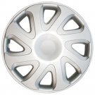 "1pc 14"" Hub Caps Full Wheel Covers Rim Cap Lug Cover Hubs for Steel Wheels New"