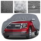 5 Layer Car Cover Outdoor Water Proof Rain Snow Sun Scratch + Bag Fits Honda CRV