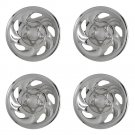"Wheel Skin for FORD EXPEDITION 4 Pc Set of 16"" Inch A/M Hub Cap CHROME Rim Cover"