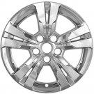 "1 PC Set Chevrolet Equinox 2010-14 Chrome 17"" Wheel Skin Hubcaps Car Tire"