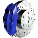 Blue Gloss G2 Highest Heat Resistance Upto 950°F! Epoxy Brake Caliper Paint Kit