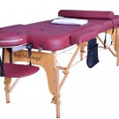 New 2.5 Massage Table Portable Facial SPA Bed WSheet+Cradle Cover+Bolster+Hanger