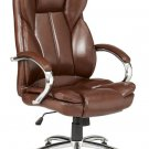 New High Back PU Leather Executive Office Desk Task Computer Chair w/Metal Base