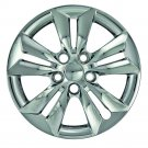 "1pc New 16"" SONATA Chrome Bolt On Wheel Cover Rim Hub Cap Hubs 5 Lug Steel Rims"