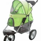 New BestPet Green Pet Jogger Jogging Dog Cat Stroller Carrier