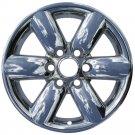"1pc 18"" CHROME Wheel Skin Rim Cap Cover 6 Spoke Alloy Rim fits Nissan Truck"
