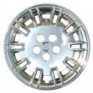 1pc Chrysler 300 Chrome Wheel Hubcap Cover Rim Skin Car Cap For Steel Wheels