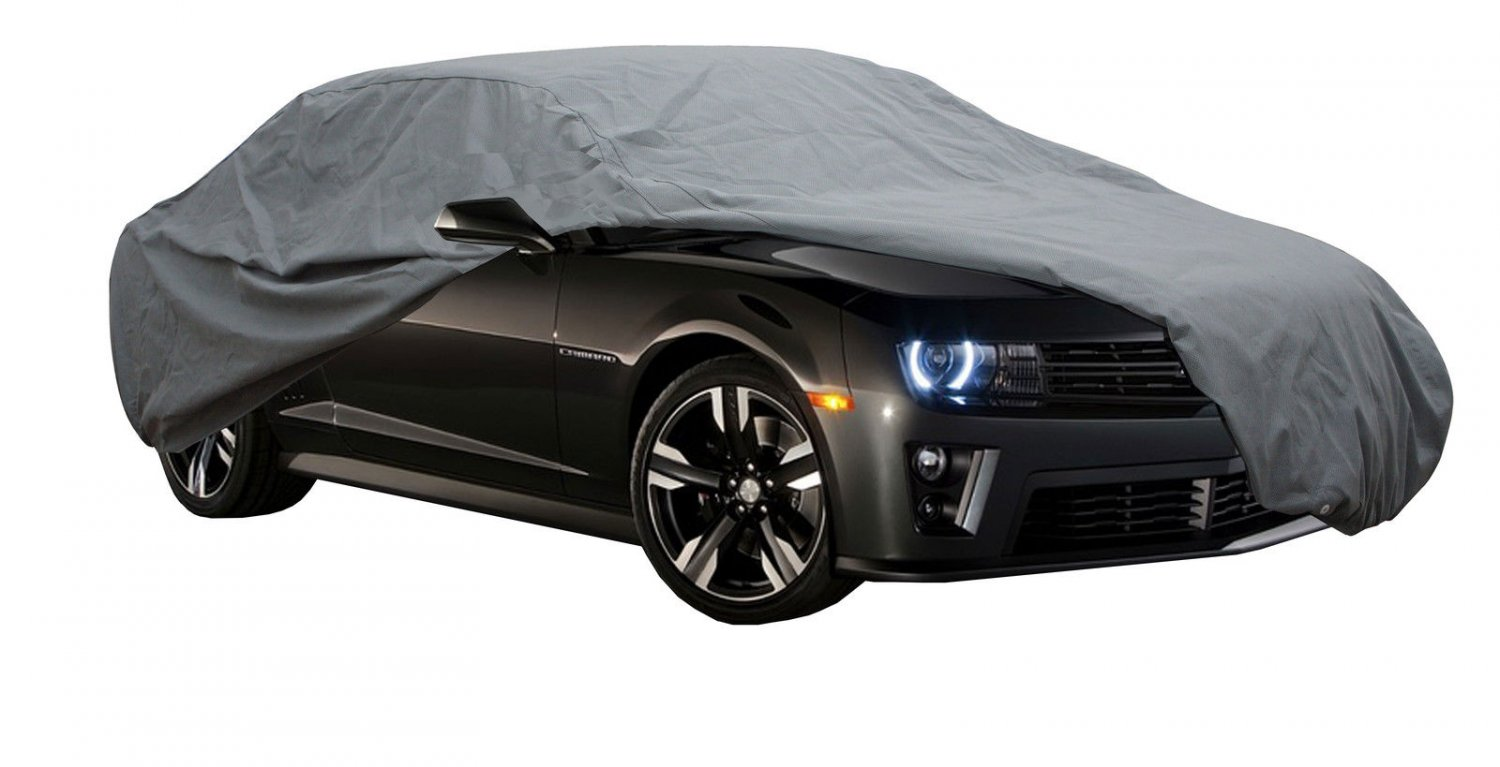 Stores That Sell Car Cover For A  Camaro