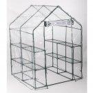 Deluxe Walk-In 6 Tier 8 Shelf Portable Plant Flower Gardening Clean house 384