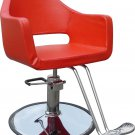 New Red Modern Hydraulic Barber Chair Styling Salon Beauty Spa Supplier 79R