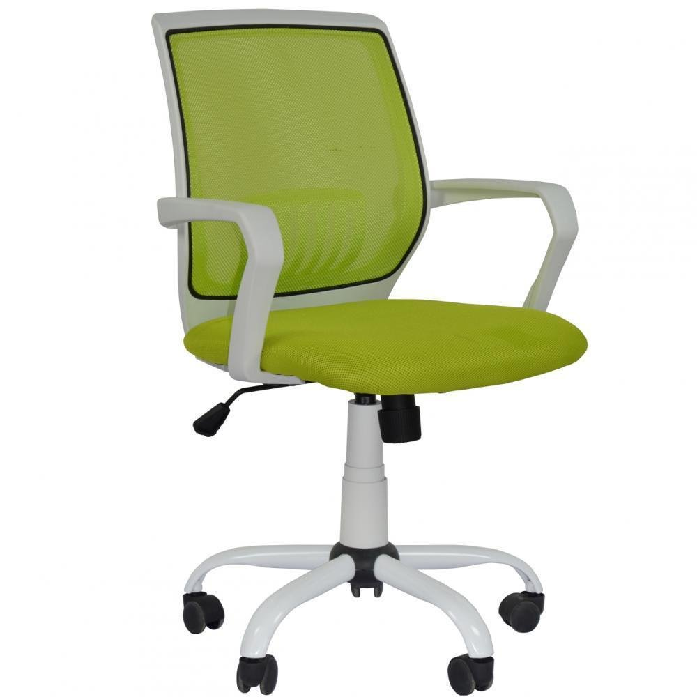 New Green Ergonomic Mesh Computer Office Desk Midback Task