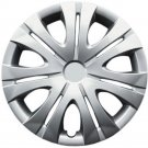 "NEW QTY 1 Piece Fit Silver ABS Fits 2009 TOYOTA COROLLA 16"" Wheel Cover Hub Caps"