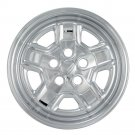 "1pc 07-11 Jeep Patriot 16"" Chrome Wheel Skin Cover Hub Cap"
