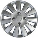 "Ford Focus Hub Cap 2004 - 2010 A/M QTY 1 Piece 15"" Inch Silver Skin Wheel Cover"