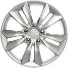 "1pc Hub Cap ABS Silver 16"" Rim Wheel Replica Cover fits Hyundai Sonata 2006-13"