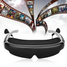 "98"" HD Virtual Video Glasses Eyewear 3D Stereo Movie for TV Games Xbox -AV IN 8G"