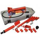 Hydraulic 10 Ton Body Frame Repair Kit Porta Power Tools Auto Shop Ram Body