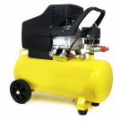 3.5HP Motor Pneumatic Portable Air Compressor 125 psi 10 Gallon Tank Hot Dog