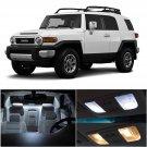 Xenon White Premium Interior LED Package Kit For Toyota FJ Cruiser 2008 and Up