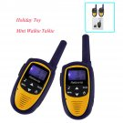 2× Walkie Talkie Retevis Kids RT31 UHF 22CH 0.5W VOX LCD Display 2-Way Radio
