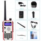 Retevis RT5 Walkie-Talkie VHF+UHF 8W CTCSS/DCS 128CH FM 2-Way Radio