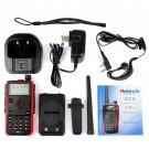 Retevis RT5 Two Way Radio VHF/UHF 8W 128CH CTCSS/DCS Walkie Talkie+ Earpiece