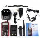 2x Retevis RT5 Walkie Talkie 128CH VHF/UHF 8W 2-Way Radio + Programming Cable