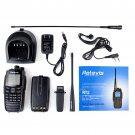 Retevis RT2 DPMR Radio Dual Band 256CH VHF/UHF 5W GPS Digital Walkie Talkie