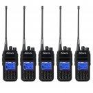 5Sets Retevis RT3 DMR Mobile Radio UHF 1000CH Digital Walkie Talkie