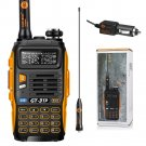 Baofeng GT-3TP MarkIII Two-way Radio + Speaker+Cable&CD V/UHF 8W Walkie Talkie