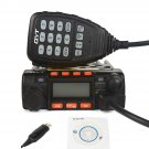 QYT KT-8900 U/VHF Car Mobile Radio 136-174/400-480MHz 25W + USB Cable&CD