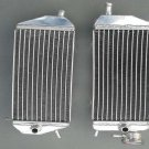 Aluminum radiators for Gas Gas MX/SM/EC 200/250/300 2007-2014 13 12 11 10 09 08