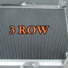 For 3 row 56mm 1986 1987 1988 aluminium radiator mazda RX7 FC3S S4 86 87 88