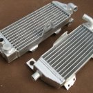 Aluminum alloy radiator Kawasaki KDX200/KDX220 KDX 200 KDX 220 1997-2006 98 99