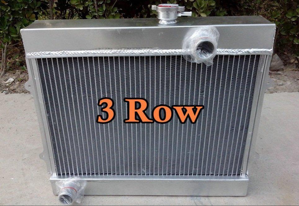 ALUMINIUM Radiator for TOYOTA COROLLA KE30 KE38 KE55 KE70 1974-1985 MT 1975 76 77