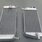 L&R aluminium radiator FOR HONDA CRF450X CRF 450 X 2005-2013 2006 2010 2011 2012